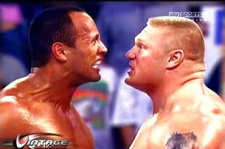 4 Reasons Why We Won't See Rock vs. Brock at Wrestlemania 29