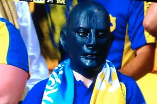 25 of the Creepiest Sports Fans Ever