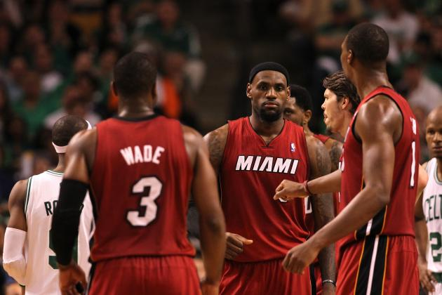Miami Heat: 5 Fatal Flaws with the 'Big Three' Blueprint