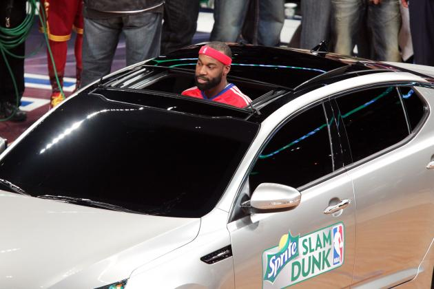 One Car to Describe Every NBA Team's Best Player