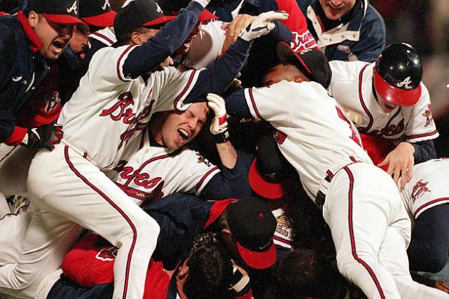 Top 5 Greatest Teams in Atlanta Braves History