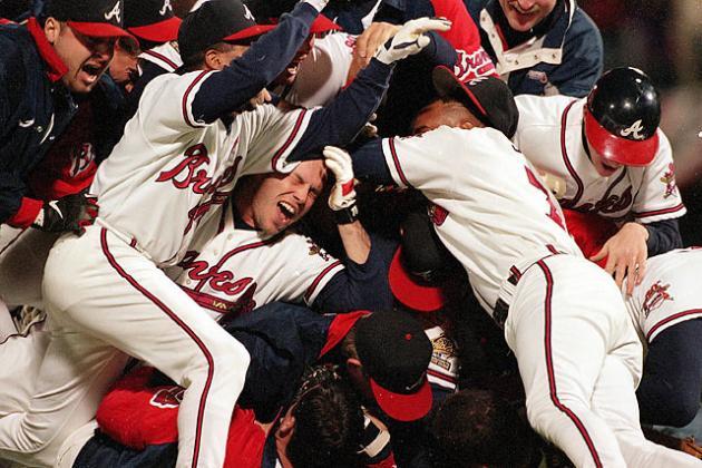 Top 5 Greatest Teams in Atlanta Braves History