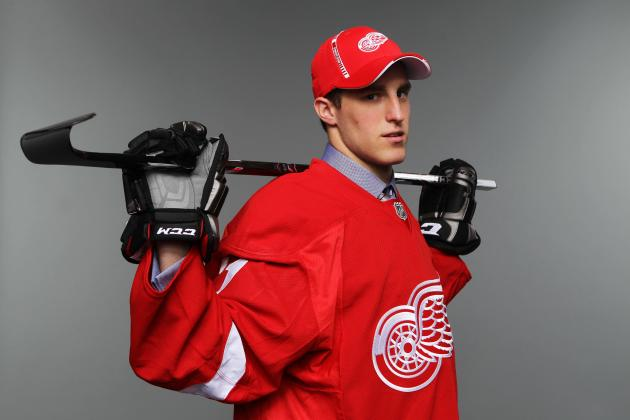 NHL Draft 2012: 3 Defensemen Detroit Red Wings Should Look at in 2nd Round
