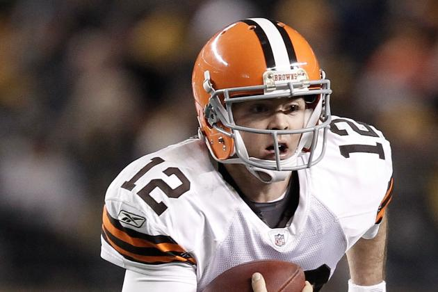 NFL Trade Rumors: 5 Teams That Should Trade for Cleveland Browns' QB Colt McCoy