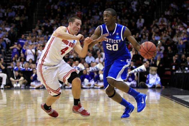 NBA Draft 2012: Power Ranking 7 Best First-Round Fits for Chicago Bulls