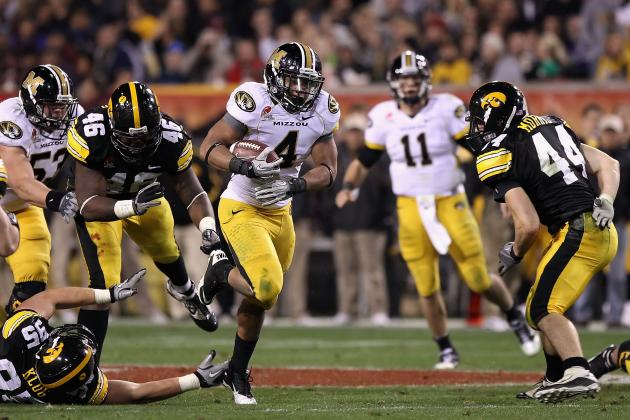 Missouri Football: What You Need to Know About Tigers RB Kendial Lawrence
