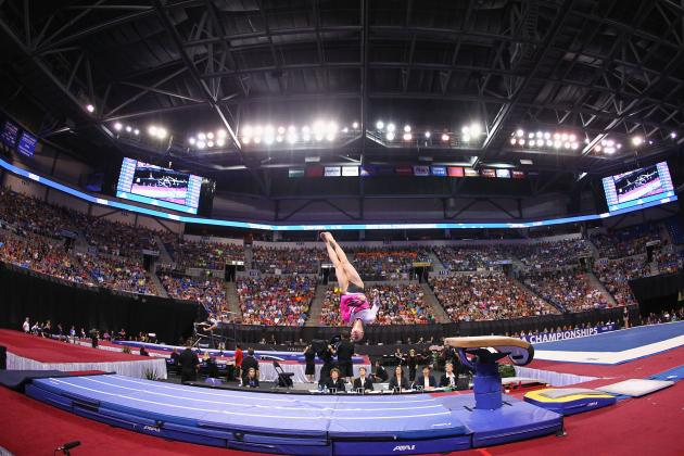 US Olympic Gymnastics Trials 2012: 4 Underdogs We Want to Make US Olympic Team