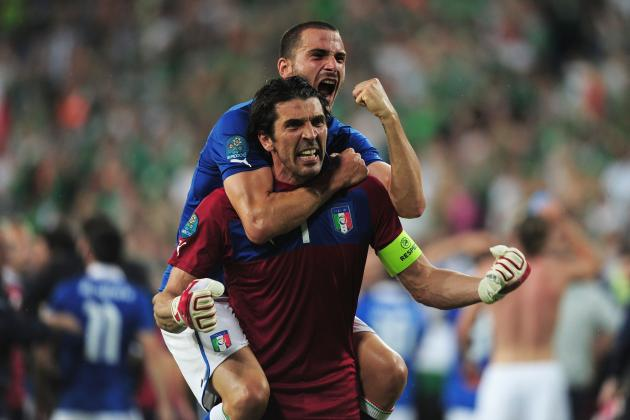 Italy V Ireland: What Group C Clash Told Us About Italian Chances at Euro 2012