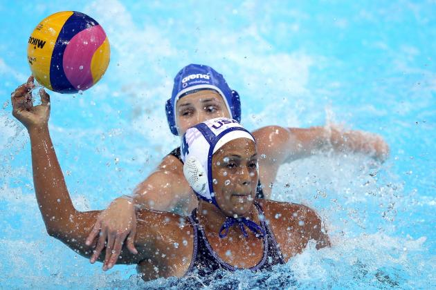 London 2012: 5 Reasons the US Women's Water Polo Team Will Win Gold