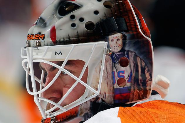 The Five Coolest Goaltender Masks During the 2011-2012 Season
