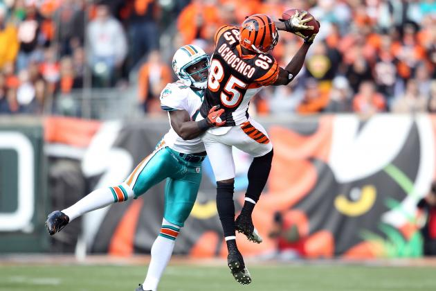 Chad Ochocinco: Game-by-Game Stat Predictions for Miami Dolphins WR