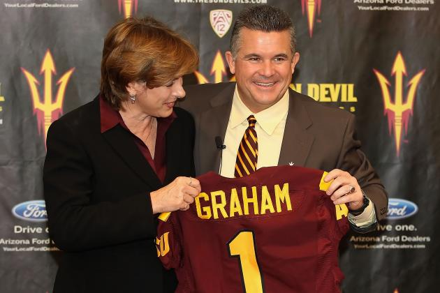 Arizona State Football: 5 Reasons Todd Graham Will Right the Ship