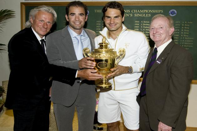 Wimbledon 2012: Highlighting the Greatest Champions in Wimbledon History