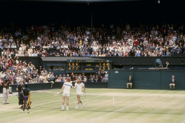 Wimbledon 2012: The Championships' 25 Greatest Moments