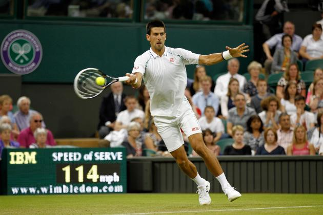 Novak Djokovic: 5 Reasons Why Djoker Should Be Feared at Wimbledon