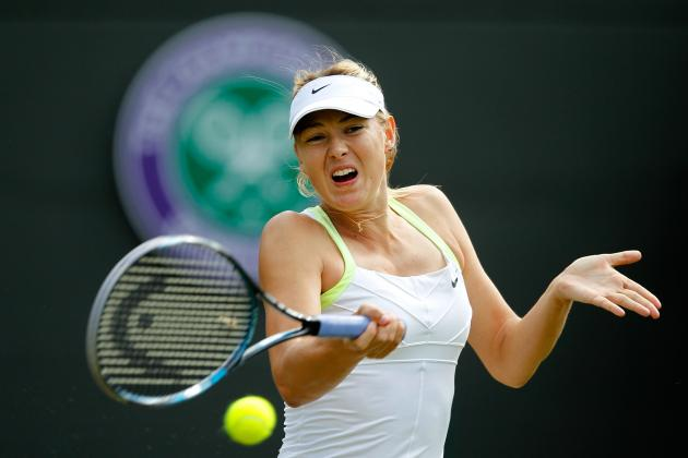 Wimbledon 2012: Top Female Stars Still in the Hunt for Title
