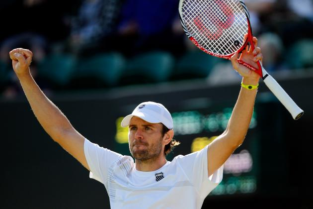 Wimbledon 2012: Americans Still in the Hunt for Week 2