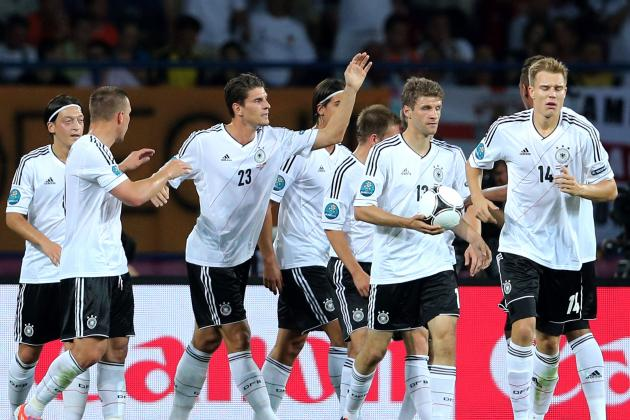 Euro 2012 Standings: Teams in Best Shape to Make Semifinal Run