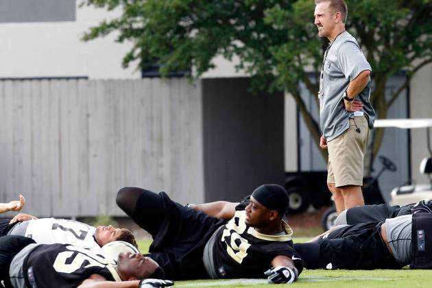 New Orleans Saints: What Each New Acquisition's Role Will Be in 2012