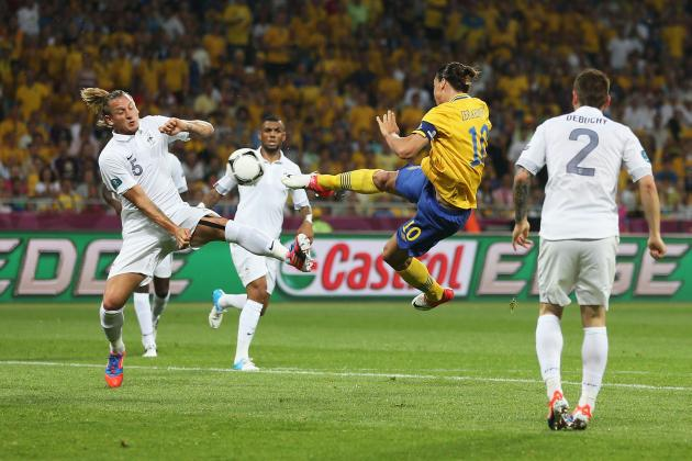 Euro 2012: The 10 Best Goals of the Group Stage
