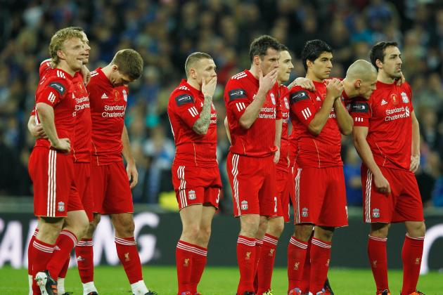 Picking a Potential Starting Liverpool XI for 2012-2013