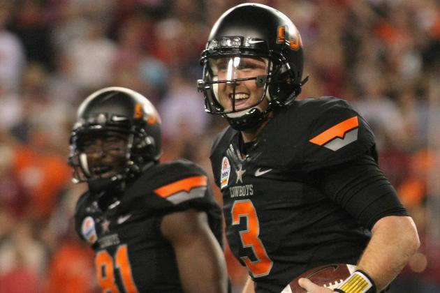 Oklahoma State Football: 5 Ways the Offense Will Shift Without Weeden, Blackmon