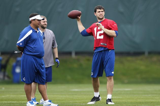 5 Colts Who Automatically Improved When Indy Drafted Andrew Luck