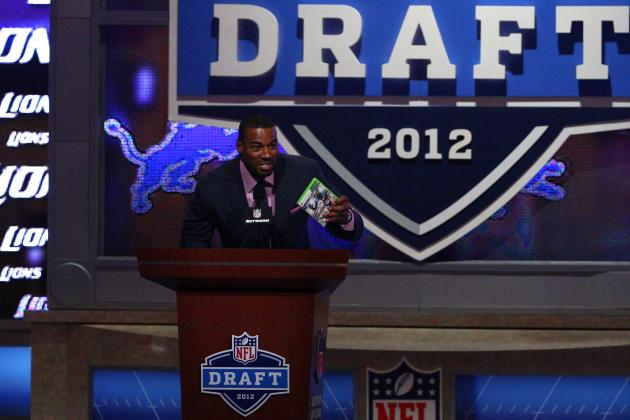 2013 NFL Mock Draft: Full First Round Studs and Duds Predictions