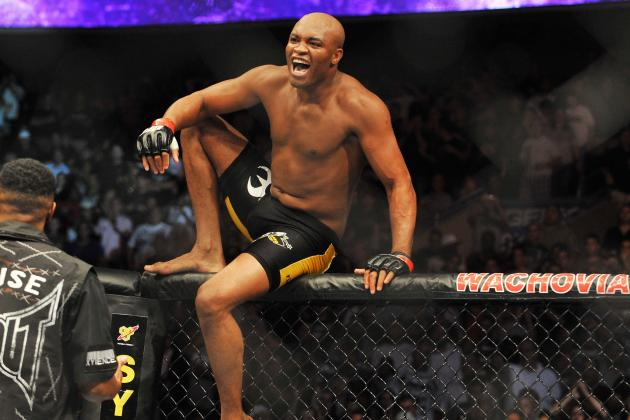 Power Ranking the Top 25 UFC Champions of All Time