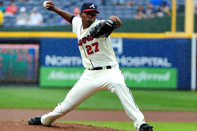 Julio Teheran and Other Top Prospects Who Could End Up on the Trade Block