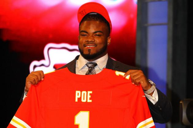 5 Kansas City Chiefs Rookies Who Will Play Vital Roles in 2012