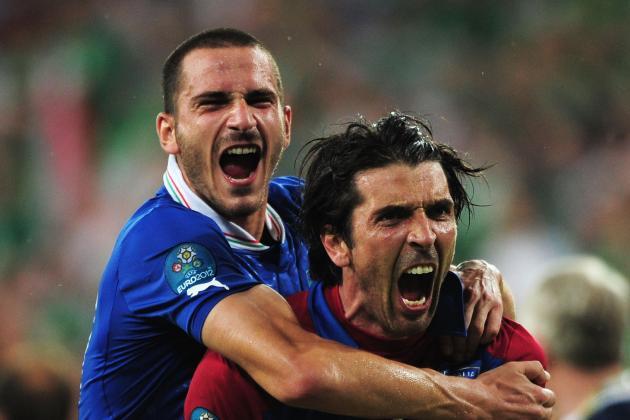 Italy vs. England: 6 Bold Predictions for Euro 2012 Quarterfinal