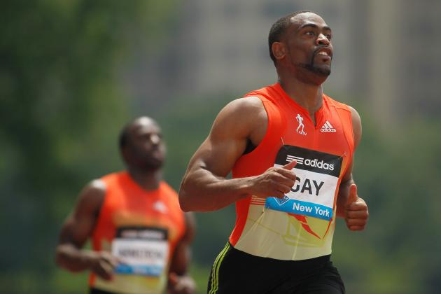US Olympic Track Trials 2012: 5 Athletes with the Most to Prove