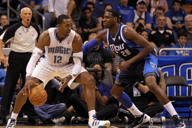 2012 NBA Mock Draft: How a Dwight Howard Trade Shakes Up the Board