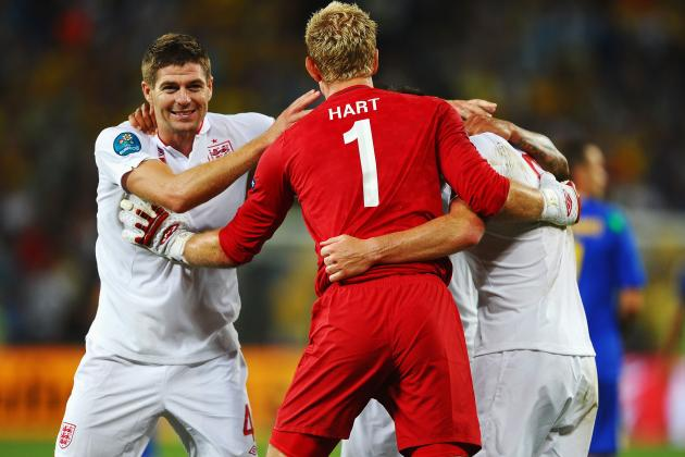 Euro 2012, England vs. Ukraine: 10 Things We Learned from Thrilling Clash