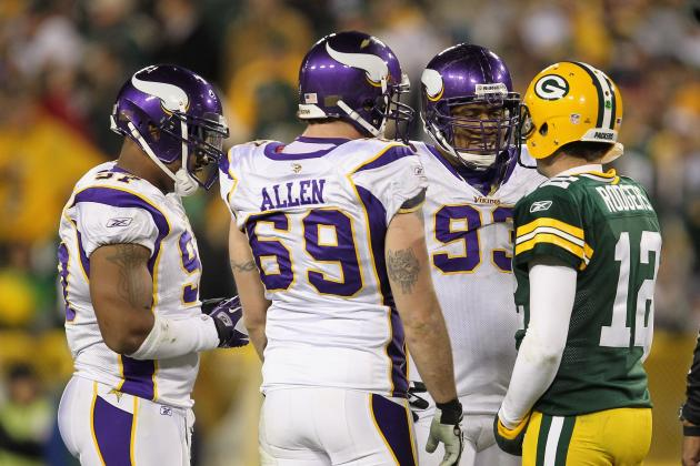 Minnesota Vikings: 5 Encouraging Signs Heading into the 2012 Season