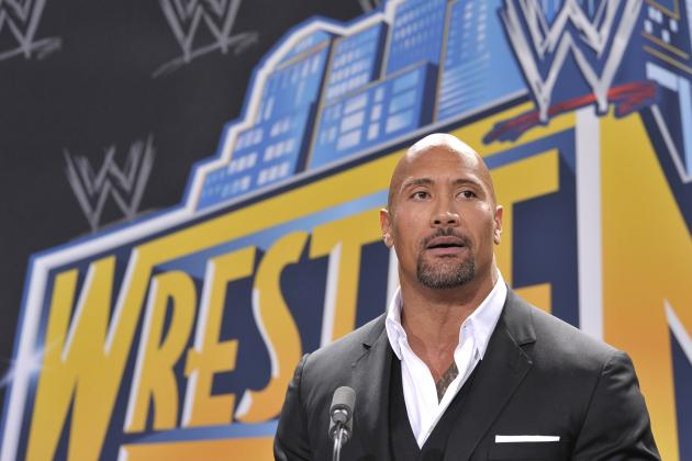 WWE: Predicting the 3 Main-Events of Wrestlemania 29