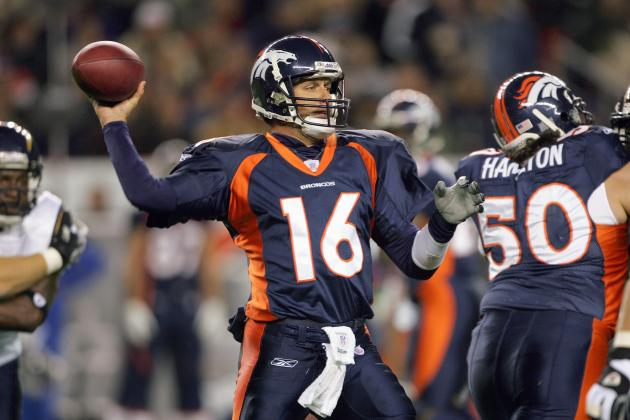 Denver Broncos: Ranking Denver's Last 10 Seasons