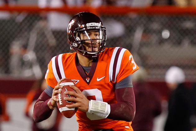 Virginia Tech Football: Ranking Hokies' Toughest Tasks in 2012 Season