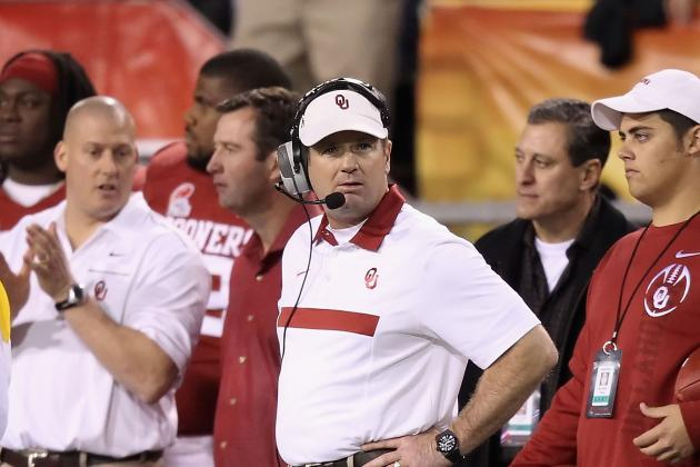 Oklahoma Football: Ranking the Sooners' Must-Win Games for 2012