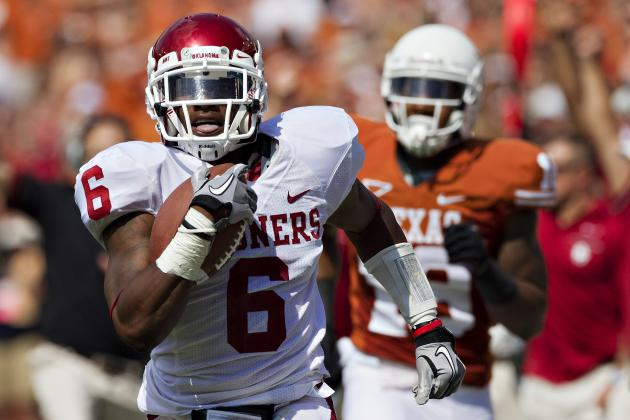 2013 NFL Draft: 5 Oklahoma Sooners Who Could Play Themselves into Round 1