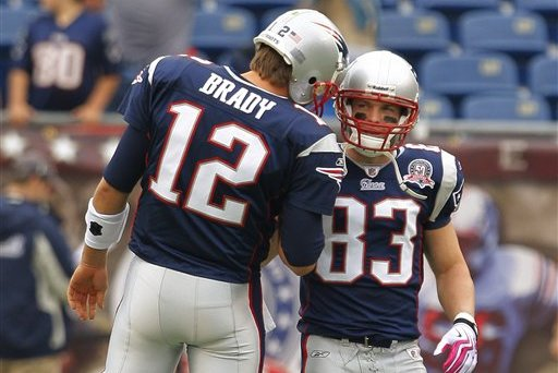 Fantasy Football 2012: Ranking the Best Quarterback-Wide Receiver Combinations