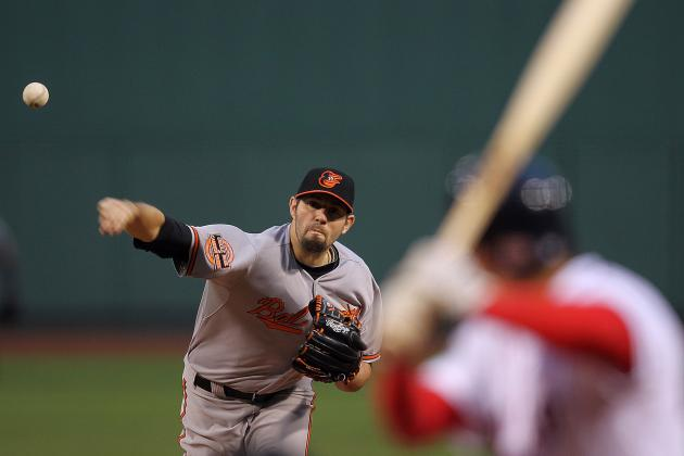 5 Baltimore Orioles Pitchers Who Deserve to Make 2012 AL All-Star Team