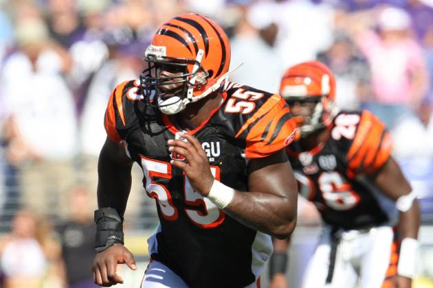 Cincinnati Bengals: Grading the Bengals' 2008 NFL Draft Class
