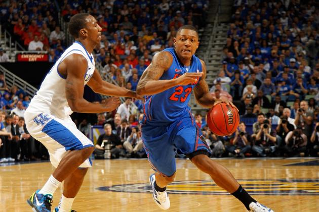 NBA Draft 2012: Ranking the 5 Best Rookie Shooting Guards