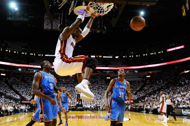 NBA Finals 2012: Down 3-1 After Loss to the Heat, Can Thunder Come Back?