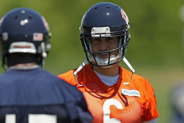 Chicago Bears: Why Jay Cutler and Brandon Marshall Will Make the Pro Bowl