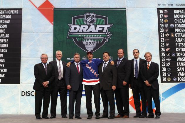 New York Rangers NHL 2012 Draft: Five Players the New York Rangers Should Draft