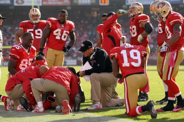 San Francisco 49ers: 5 Things That Could Go Wrong in 2012