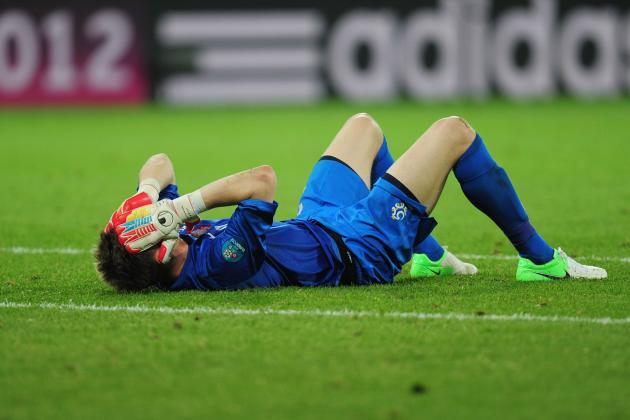 Euro 2012: Eliminated All-Stars